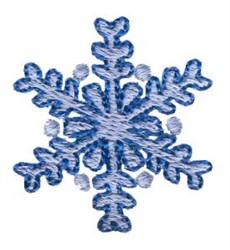 Christmas Mini Snowflake embroidery design