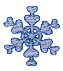 Christmas Mini Snow embroidery design