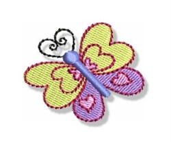Valentines Mini embroidery design