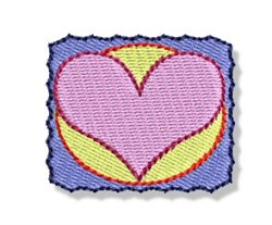 Valentine Mini Heart embroidery design