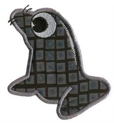 Seal Sea Squirts Applique embroidery design