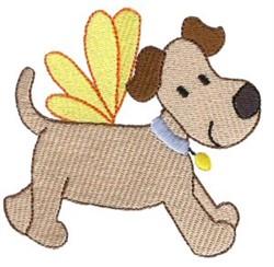 Doggy Sprite embroidery design