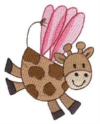 Cow Sprite embroidery design