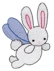 Bunny Sprite embroidery design