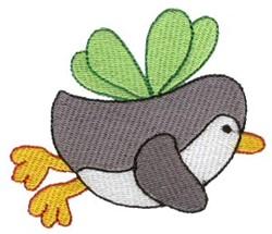 Penguin Sprite embroidery design