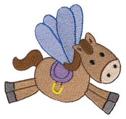 Horse Sprite embroidery design