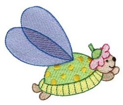 Turtle Sprite embroidery design