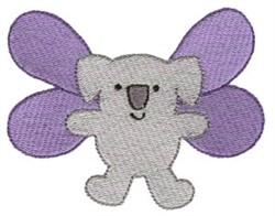 Koala Sprite embroidery design