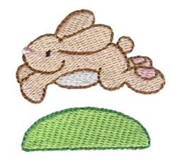 Easter Mini Bunny embroidery design