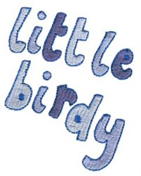 Feathered Friends Applique embroidery design