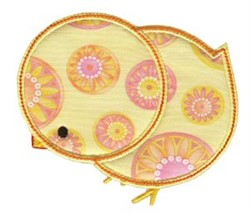 Simply Spring Applique Too embroidery design