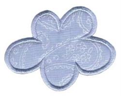 Jungle Daze Cloud Applique embroidery design