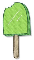 Summertime Popsicle embroidery design