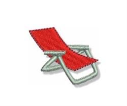 Mini Beach Chair embroidery design