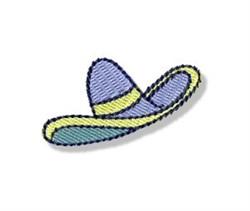 Mini Sun Hat embroidery design
