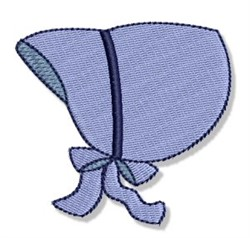 Baby Bonnet embroidery design