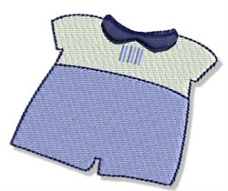 Baby Jumper embroidery design