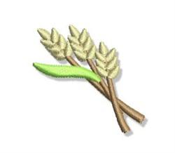 Autumn Mini Wheat embroidery design