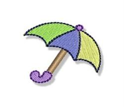 Autumn Mini Umbrella embroidery design