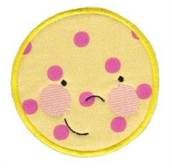 Noahs Ark Sun Applique embroidery design