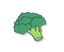 Mini Broccoli embroidery design