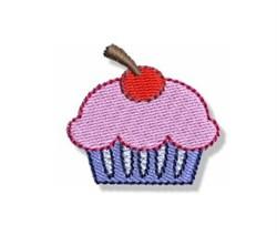 Mini Cupcake embroidery design