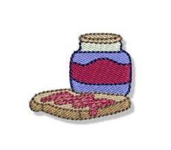Mini Toast embroidery design