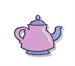 Mini Teapot embroidery design