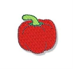 Mini Bell Pepper embroidery design