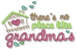Like Grandmas embroidery design