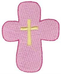Cross In Cross embroidery design