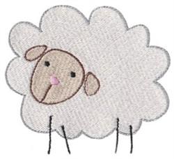 Old MacDonald Sheep embroidery design
