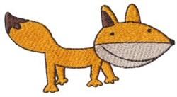 Old MacDonald Fox embroidery design