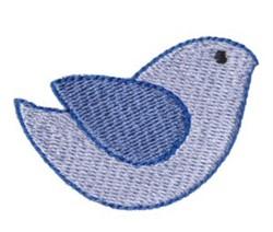 Old MacDonald Blue Bird embroidery design