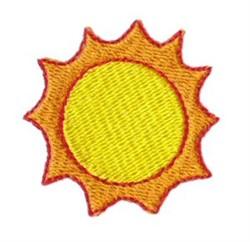 Old MacDonald Sun embroidery design