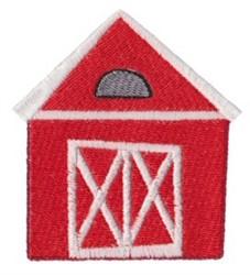 Old MacDonald Barn embroidery design