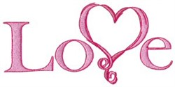 Heart Full Of Love embroidery design