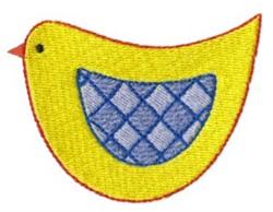 Yellow Kitchen Chicken embroidery design
