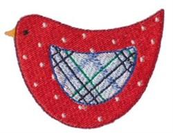 Red Kitchen Chicken embroidery design