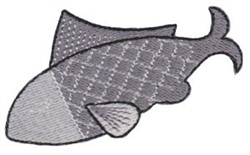 Smoked Fish embroidery design