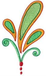 Pretty Paisley embroidery design