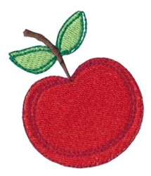 Dinky Doodle Cherry embroidery design