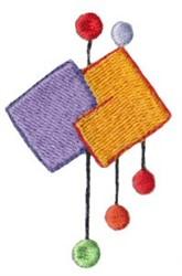 Geometric Decoration embroidery design