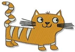 Playtime Kitten embroidery design