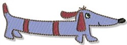 Playtime Puppy embroidery design