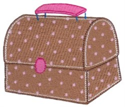 Lunch Box embroidery design