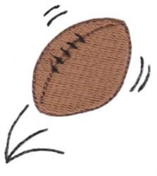Football Ball embroidery design