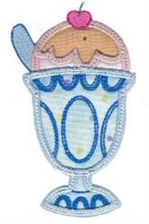 Applique Parfait embroidery design