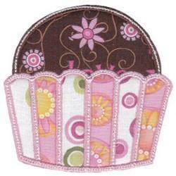 Applique Bon Bon embroidery design