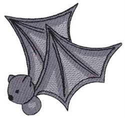 Vampire BAt embroidery design